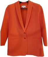 Patrizia Pepe Orange Jacket for Women