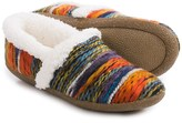 Toms House Slippers - Chenille Lined (For Women)
