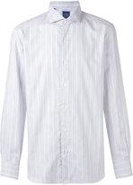 Barba striped shirt - men - Cotton - 39