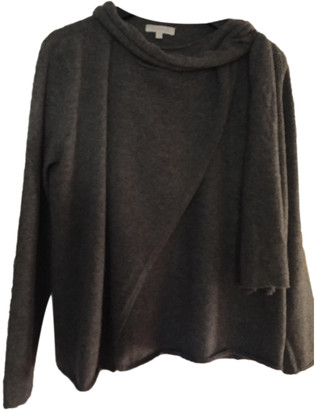 Hoss Intropia Grey Cashmere Knitwear