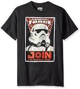 Star Wars MAD Engine Men's Force Poster T-Shirt