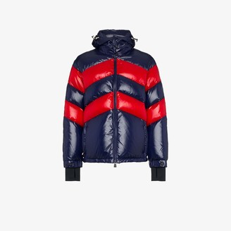 MONCLER GRENOBLE Hooded Puffer Jacket
