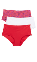 Calvin Klein Underwear Invisibles Hipster Briefs 3 Pack