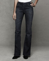 Newport News Jeanology® Skinny Boot-Cut Stretch Jeans