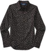 Ralph Lauren Floral-Print Long-Sleeve Shirt, Big Girls (7-16)