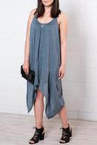 Noisy May Handkerchief Midi Dress