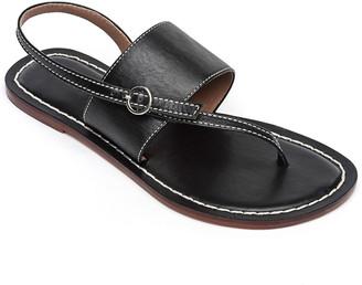 Bernardo Meg Leather Sandal