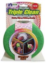 Microfiber Triple CleanTM Kitchen Cleaning Pad