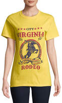 Missguided City Virginia Rodeo Cotton Tee