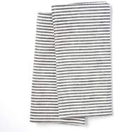 Breton Stripe Linen Napkins (Set of 4)
