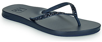 Reef CUSHION BOUNCE STARGAZER women's Flip flops / Sandals (Shoes) in Blue