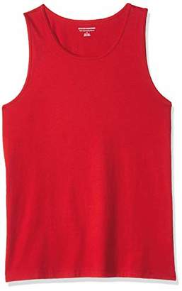 Amazon Essentials Slim-fit Solid Tank Top T-Shirt,US (EU XL-XXL)