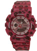 Casio Women's Baby-G BA110LP-4A Plastic Quartz Watch