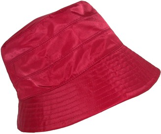 Dorfman Pacific Women's Adjustable Nylon Water Repellent Lined Rain Hat