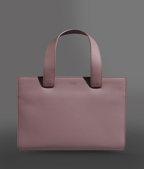Giorgio Armani Small Shopping Bag In Calfskin