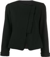 Emporio Armani asymmetric blazer