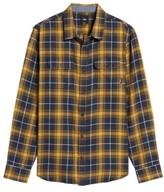 Men's Vans Sycamore Plaid Flannel Sport Shirt