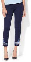 New York & Co. The Audrey Ankle Pant - Navy