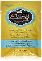 Hask Argan Oil From Morocco Repairing Deep Conditioner, Hair Treatment 1.75 oz