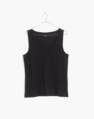 Madewell Tomboy V-Neck Tank Top