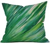Deny Designs Rosie Blade Grass Accent Pillow