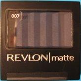 Revlon Matte Eye Shadow - Riviera Blue