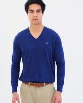 Polo Ralph Lauren V-Neck LS Sweater