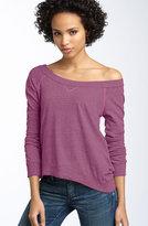 Wide Neck Sweatshirt (Nordstrom Exclusive)