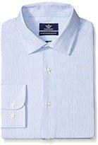 Dockers Stripe Classic Shirt - Button Down Collar