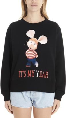 Alberta Ferretti Printed Sweatshirt