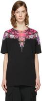 Marcelo Burlon County of Milan Ssense Exclusive Black Filipa T-shirt