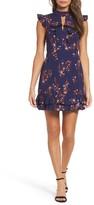 Adelyn Rae Women's Phoebe Ruffle Fit & Flare Dress