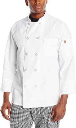 Red Kap Chef DesignsTen Pearl Button Chef Coat