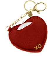 AH!DORNMENTS Red Heart Keychain