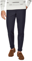 Timo Weiland Classic Flat Front Trousers