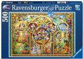 Ravensburger Disney Family 500 Piece Puzzle