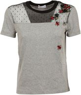 RED Valentino Embellished T-shirt
