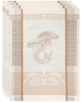 Garnier Thiebaut Champignons Kitchen Towels (Set of 4)