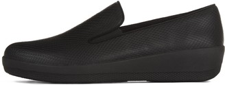 FitFlop Superskate Shimmysnake Loafers