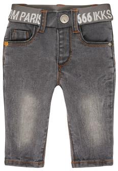 Ikks XR29011 boys's Skinny Jeans in Grey