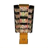 Christian Dior Venture Horizon Original DVD Media Tower in Cherry / Black Finish - Oak