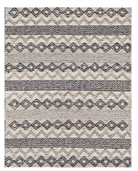 Surya Farmhouse Neutrals Fls-2302 Area Rug, 9' x 12'