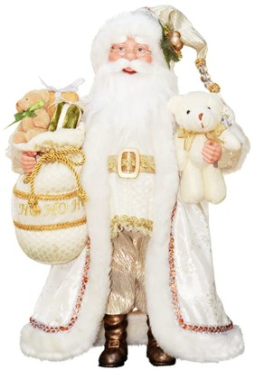 Windy Hill Collection Santa & Gifts Decoration