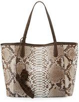 Nancy Gonzalez Erica Soft Python Tote Bag