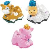 Vtech Toot Toot Animals 3 Pack - Pig, Sheep, Cow