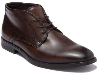 Ecco Melbourne Leather Chukka Boot