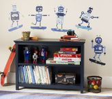 Pottery Barn Kids Robot Decals