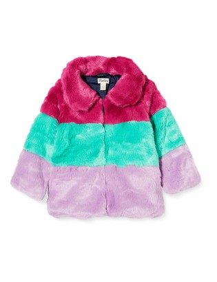 Hatley Girl's Faux Fur Jackets Coat