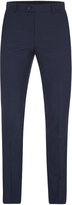 Oxford Hopkins Peak Lpl Wool Trouser Bluex