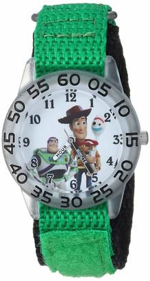 Disney Boys Toy Story 4 Analog-Quartz Watch with Nylon Strap